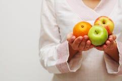 frukter har något Arkivfoton