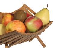 Frukter i sommar Fotografering för Bildbyråer