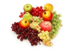 frukter isolerade val Arkivbilder