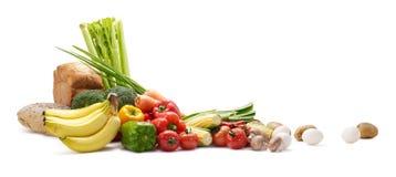 Frukter och grönsaker Royaltyfri Foto
