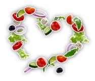 Frukter och grönsaker Royaltyfria Foton