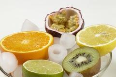 Frukter på vagga Royaltyfria Bilder