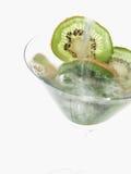 fruktexponeringsglas Royaltyfri Foto