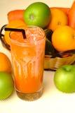 fruktfruktsaft Royaltyfri Foto