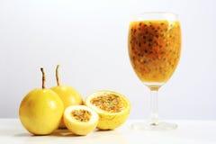 fruktfruktsaftpassion Royaltyfria Foton