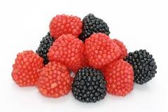 fruktgelé Arkivbilder