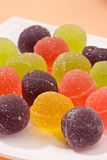 fruktgelé Royaltyfria Foton