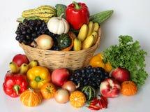 fruktgrönsak royaltyfria bilder