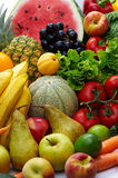 fruktgrönsaker Royaltyfria Bilder