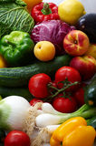 fruktgrönsaker arkivbilder