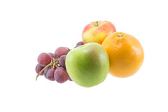 Fruktgrupp Arkivbild