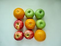 Fruktgrupp Royaltyfria Foton