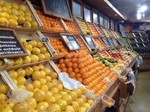 Frukthörn royaltyfria foton