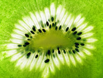 fruktkiwiskiva Royaltyfri Bild
