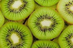 fruktkiwiskivor Royaltyfria Foton