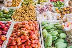 Fruktlager Arkivfoto