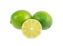 Fruktlimefrukt Royaltyfri Fotografi