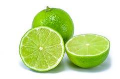 fruktlimefrukt royaltyfria bilder