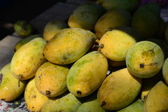 Fruktmango Arkivfoton