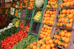 fruktmarknad Arkivbilder