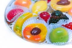 fruktmarmalade Arkivfoton