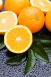 fruktorange Arkivfoton