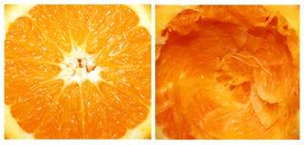 fruktorange Arkivfoto