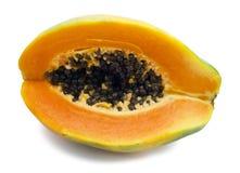fruktpapaya Arkivfoton