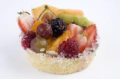 fruktpie Fotografering för Bildbyråer