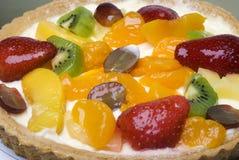 Fruktpie Royaltyfri Fotografi