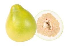 fruktpomelo arkivbilder