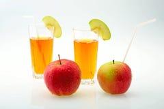 fruktsaft Arkivfoto
