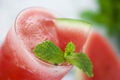 fruktsaftvattenmelon Arkivbild