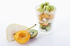 fruktsallad Arkivfoton