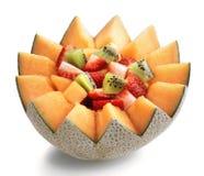 fruktsallad Arkivfoto