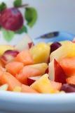 Fruktsallad Fotografering för Bildbyråer