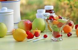 Fruktsallad Royaltyfri Foto