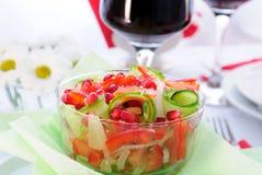 fruktsalladgrönsak Royaltyfria Foton
