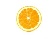 Fruktsammansättning av apelsinen Arkivbilder