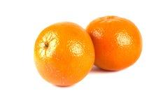 Fruktsammansättning av tangerinen Arkivfoton