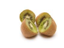Fruktsammansättning från kiwiar Fotografering för Bildbyråer
