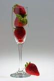 fruktserie Royaltyfria Foton