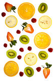 fruktserie Royaltyfri Bild