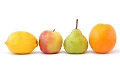 fruktserie Royaltyfri Foto