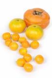 fruktset Arkivfoto