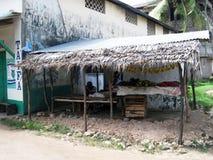 Fruktställning Mombasa Royaltyfri Fotografi