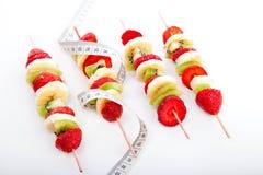 Fruktsteknål royaltyfria foton