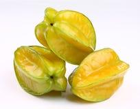 fruktstjärna Royaltyfri Fotografi