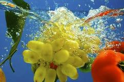 fruktvatten Fotografering för Bildbyråer