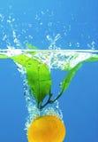 fruktvatten Arkivfoto